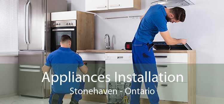 Appliances Installation Stonehaven - Ontario