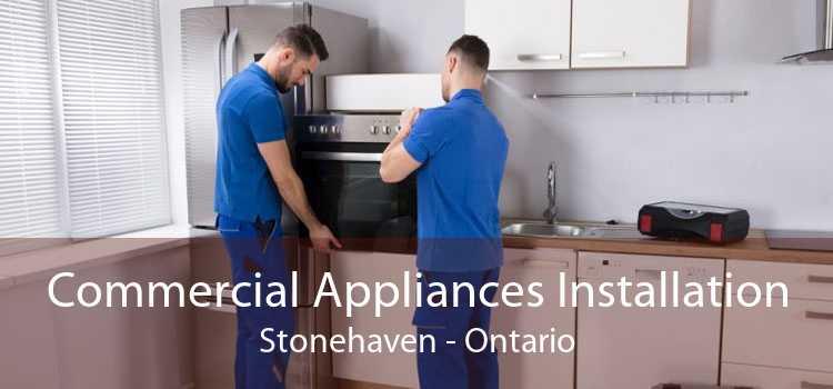 Commercial Appliances Installation Stonehaven - Ontario
