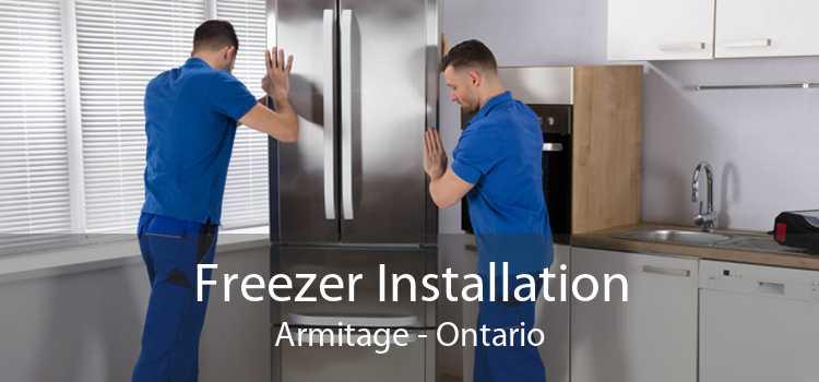 Freezer Installation Armitage - Ontario
