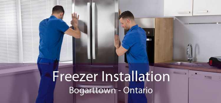 Freezer Installation Bogarttown - Ontario