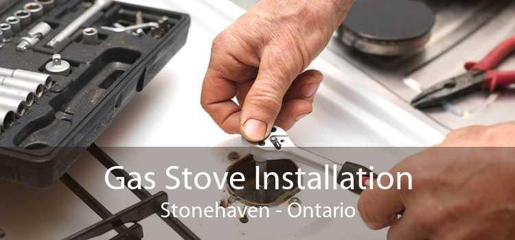 Gas Stove Installation Stonehaven - Ontario