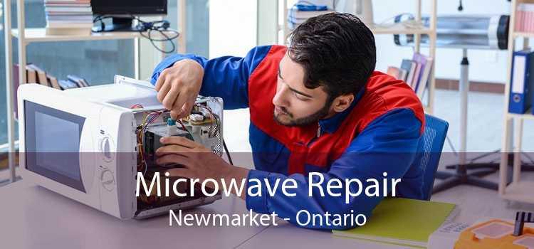 Microwave Repair Newmarket - Ontario