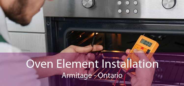 Oven Element Installation Armitage - Ontario