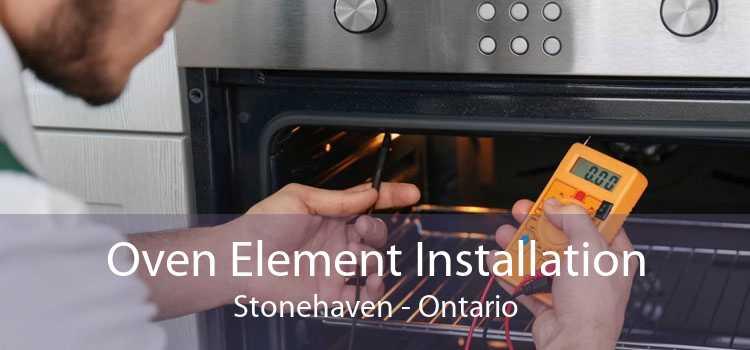 Oven Element Installation Stonehaven - Ontario