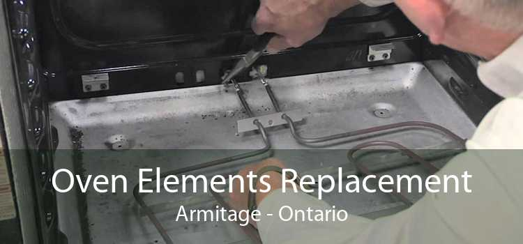 Oven Elements Replacement Armitage - Ontario