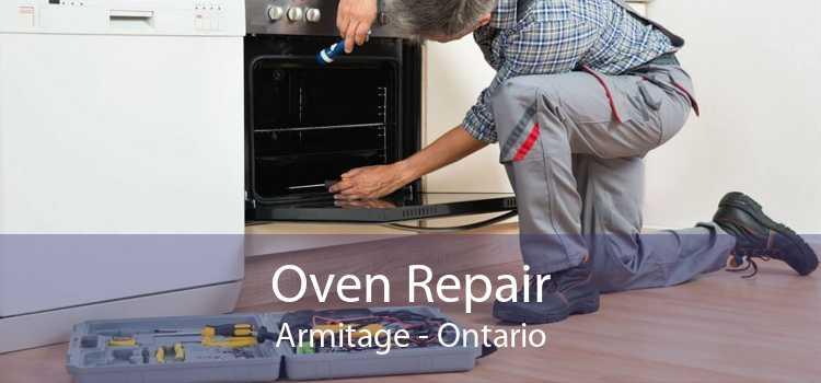 Oven Repair Armitage - Ontario