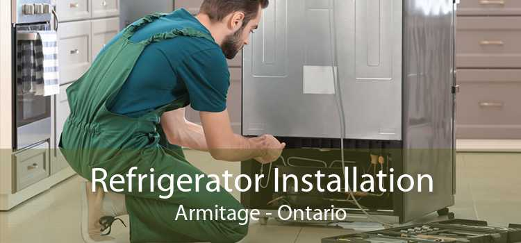 Refrigerator Installation Armitage - Ontario