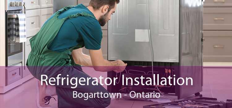 Refrigerator Installation Bogarttown - Ontario