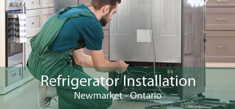 Refrigerator Installation Newmarket - Ontario