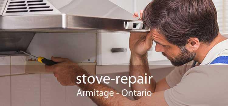 stove-repair Armitage - Ontario