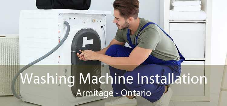 Washing Machine Installation Armitage - Ontario
